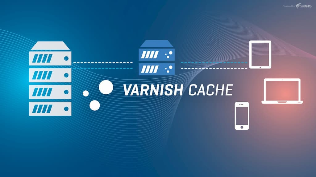 how to set up a varnish cache server